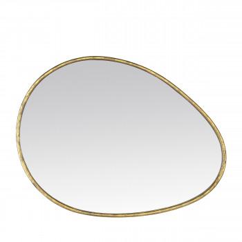 Léoville - Miroir en métal 60x80 cm