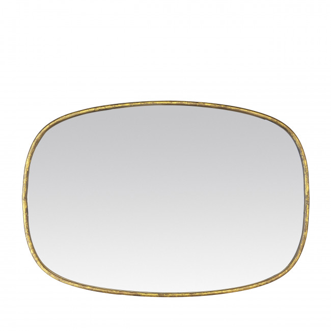 Bailly - Miroir en métal 60x90 cm