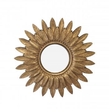 Plume - Miroir soleil ø32 cm