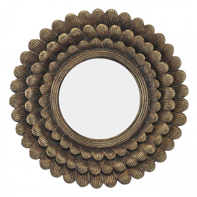 Sofia - Miroir soleil ø28 cm