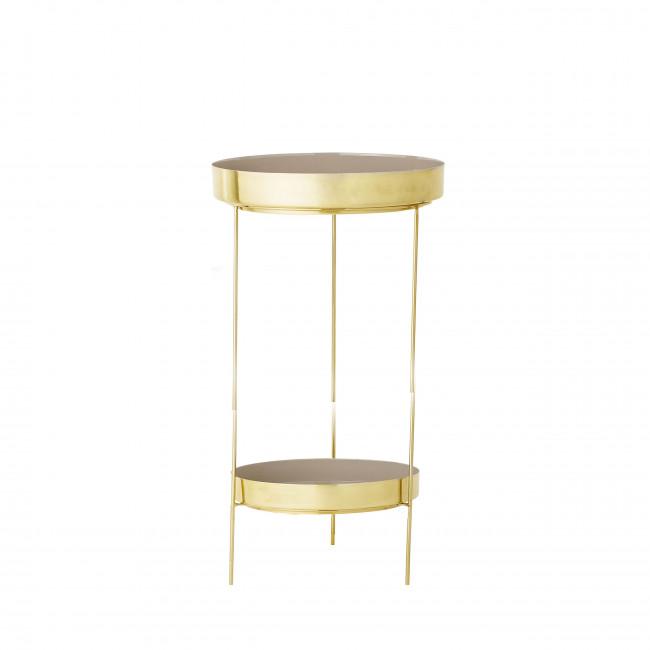 Stenum - Table d'appoint en métal
