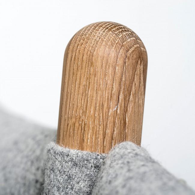 Nora - Canapé 2 places en bois