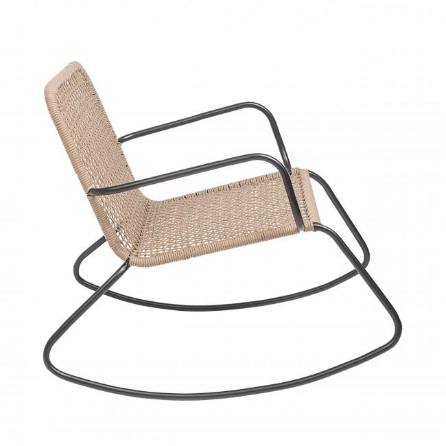 Stenhoj - Rocking Chair en résine