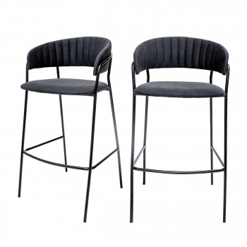 Form - 2 chaises de bar