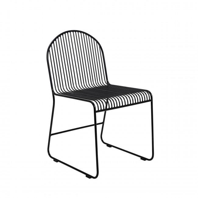Friend - 2 chaises en métal