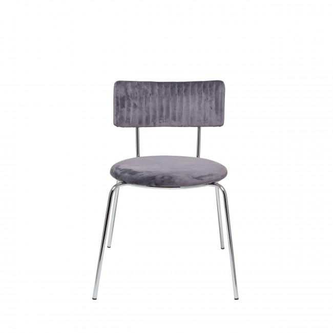 Wave - 2 chaises en velours