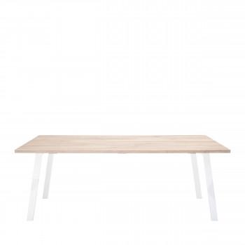 Solo - Table à manger en chêne