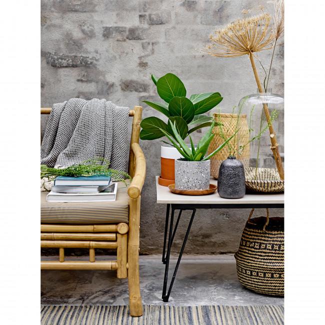 Sole - Fauteuil de jardin en bambou