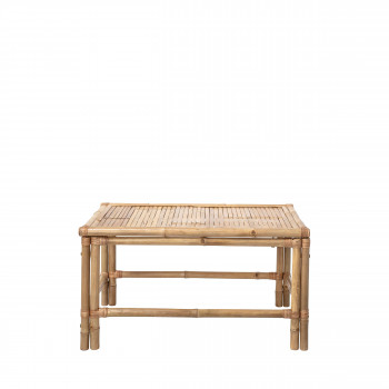 Sole - Table basse en bambou