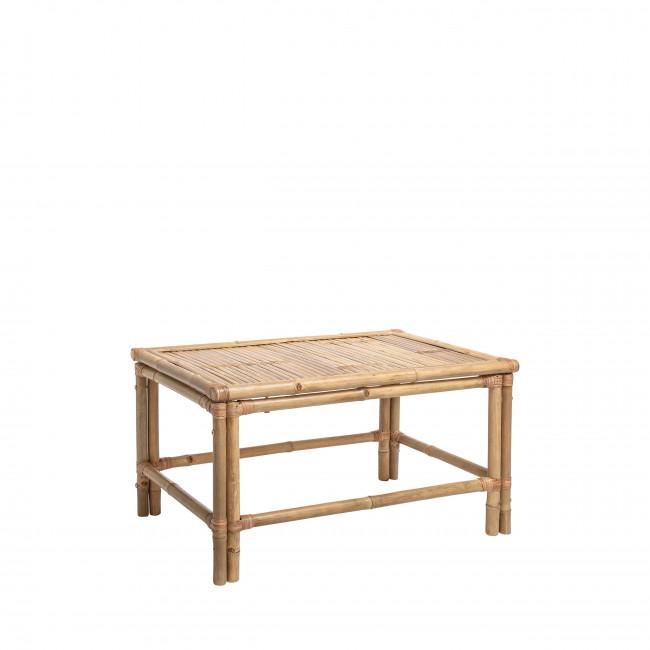 Sole - Table basse en bambou