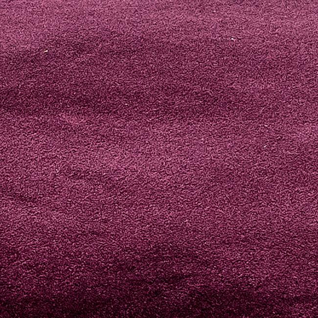 Pleat - Pouf en velours ø 60cm