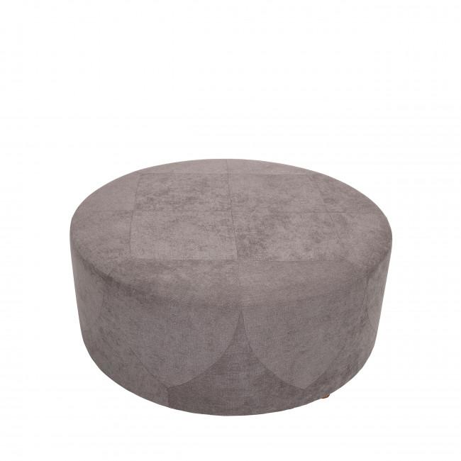 Molto - Pouf en velours ø102cm