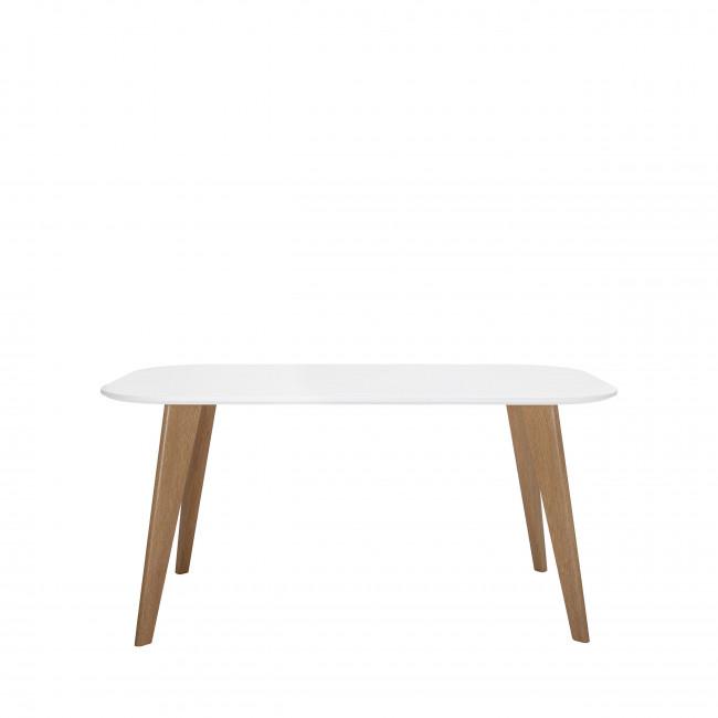 Mill - Table à manger en bois 150cm