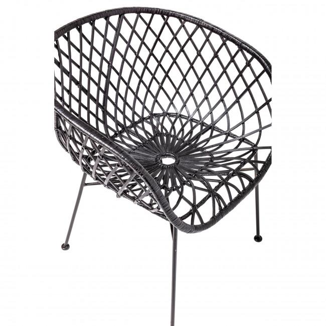 Kama - 2 fauteuils en rotin