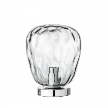 Bolehill - Lampe à poser en verre et métal