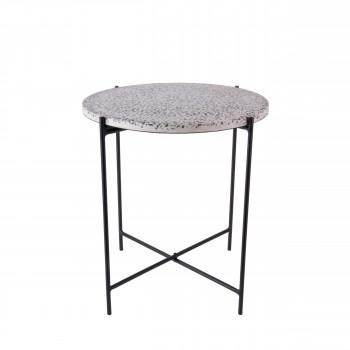 Terrazzo - Table d'appoint en terrazzo