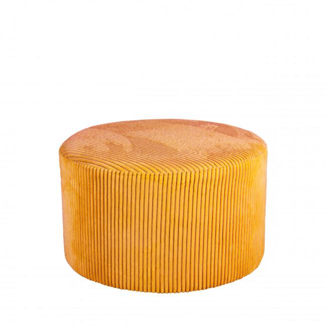 Glam - Pouf en velours ø50cm