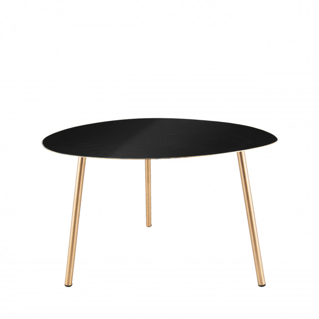 Ovoid - Table d'appoint L en émail