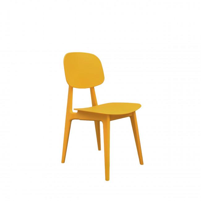 Vintage - 2 Chaises en plastique