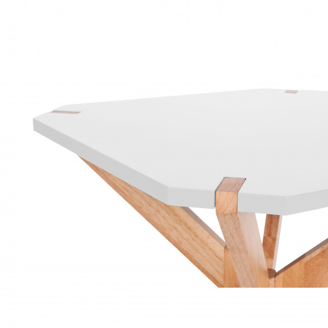 Mister X - Table d'appoint en bois