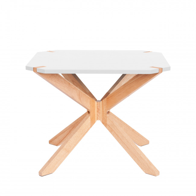 Mister X - Table basse en bois