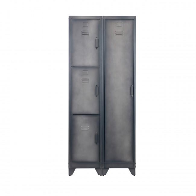 Cas - Vestiaire 3 Portes en métal