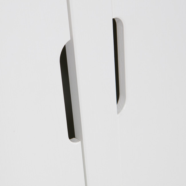 Elon - Armoire 2 portes en pin