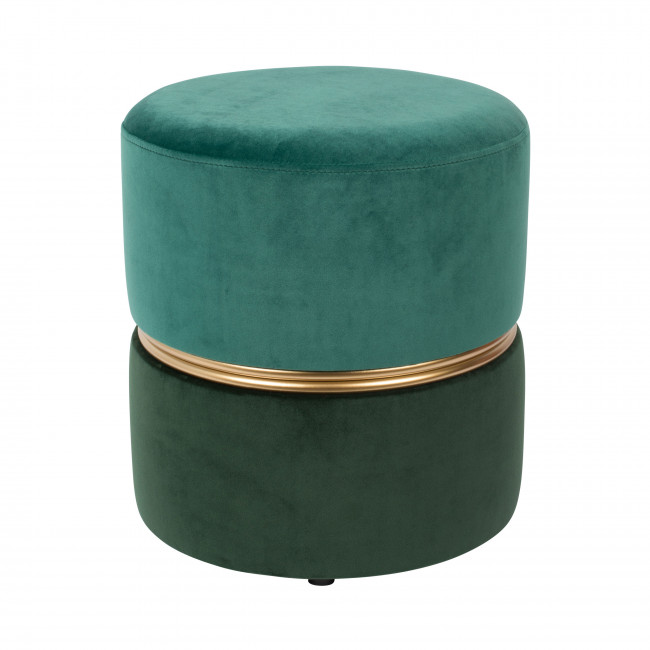 Bubbly - Pouf en velours