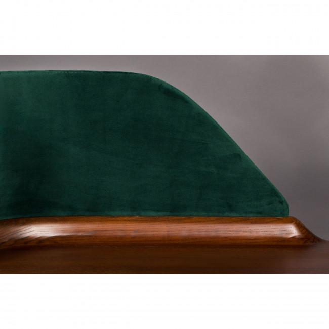 Finn - Bureau en bois et velours