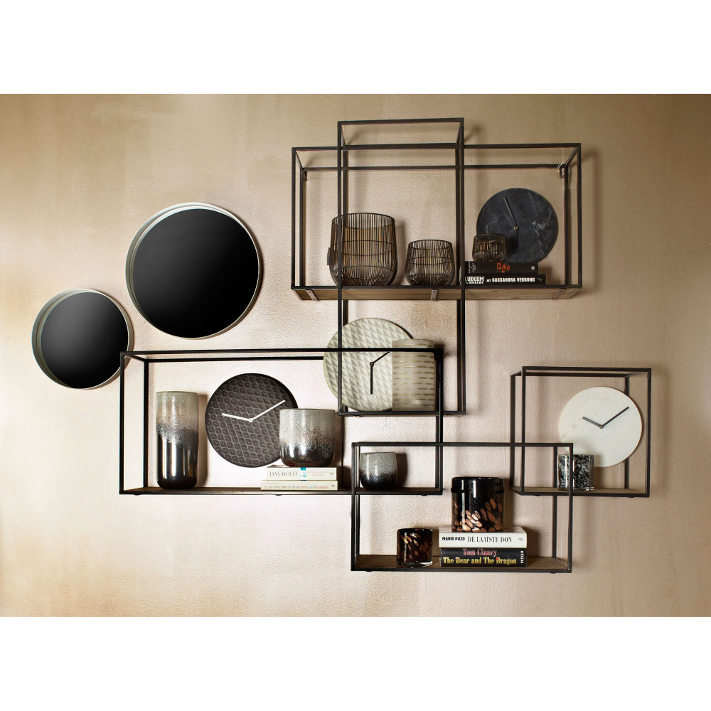 Etagere Murale 5 Niches Pomax Essential
