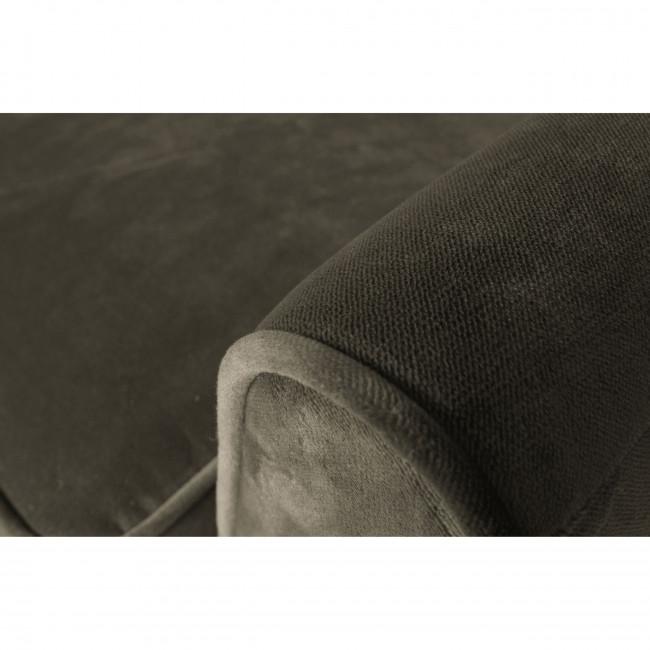 Rocco -  Fauteuil en velours