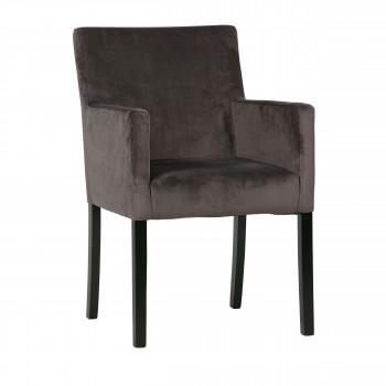 Jasmijn - Chaise en velours
