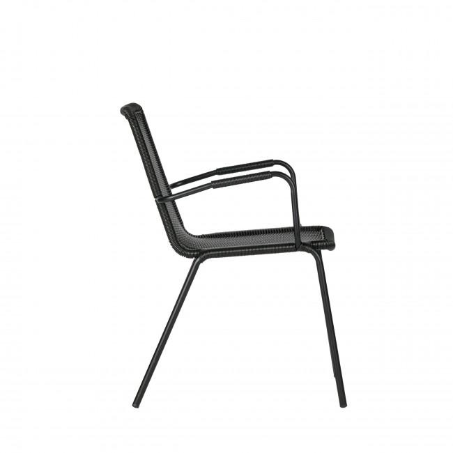 Wander - 2 chaises de jardin