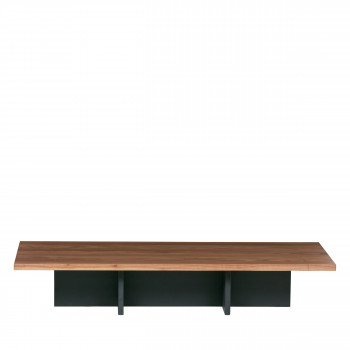 James - Table basse en bois