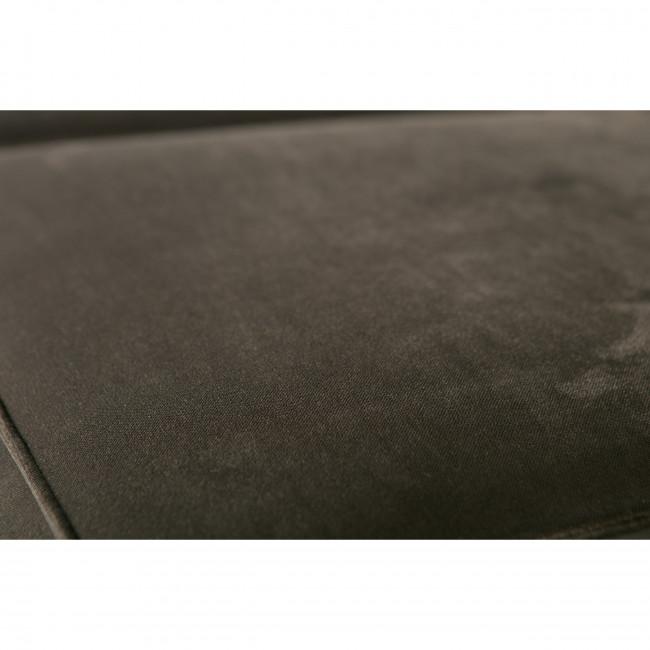 Canapé d'angle droit velours Statement