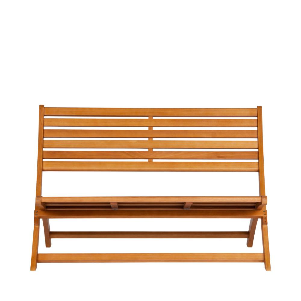 lois banquette de jardin en bois drawer. Black Bedroom Furniture Sets. Home Design Ideas
