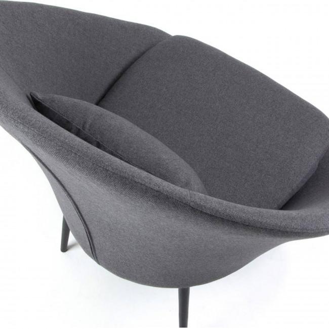 Baneza - Fauteuil en tissu