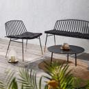 Cepero - Fauteuil de jardin en métal
