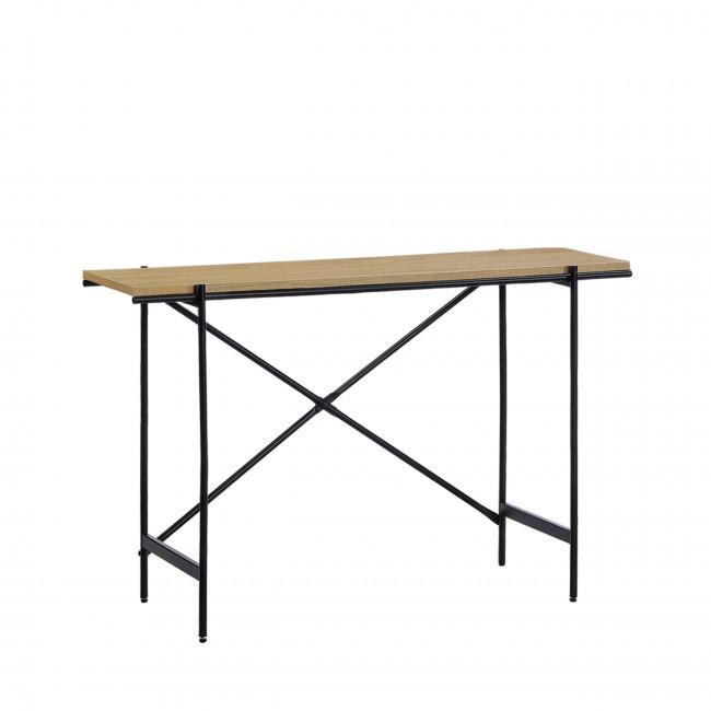 Dorintosh - Console en bois et métal