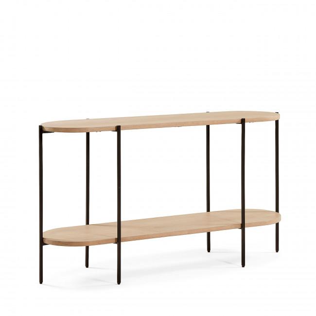 Castuera - Console en bois et métal