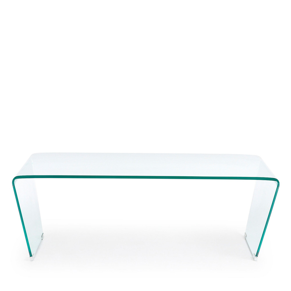 Table basse en verre 120x60 cm - BURANO