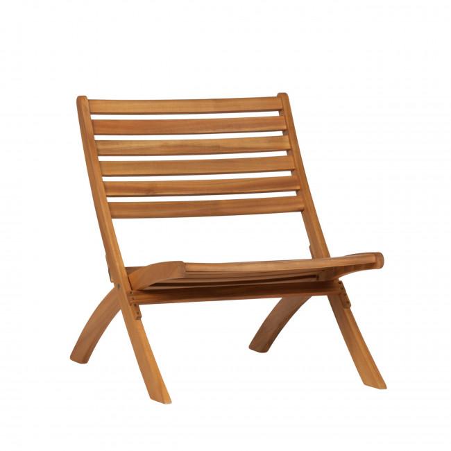 Lois - Fauteuil de jardin en bois