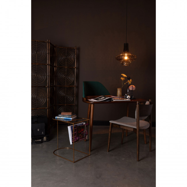 Eileen - Table d'appoint en métal