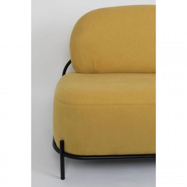 Polly - Canapé 2 places en tissu