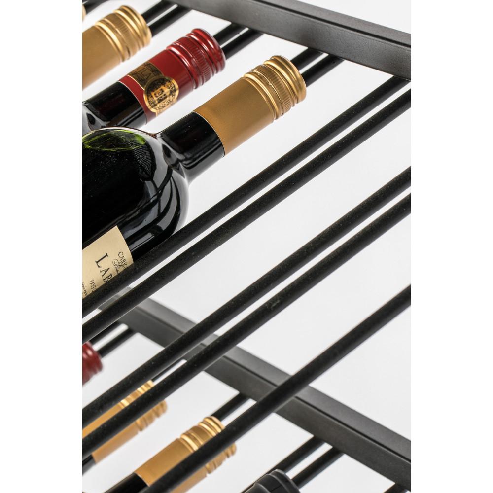 Comment Ranger Son Armoire À Vin armoire à vin en métal zuiver - cantor