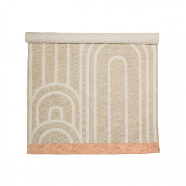 Nature - Tapis en coton 60x120cm