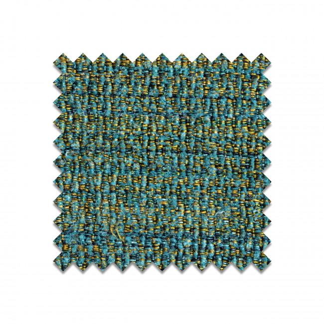 Echantillon gratuit tissu turquoise LM15