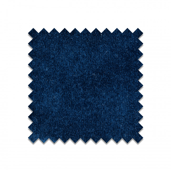 Echantillon gratuit tissu bleu foncé LR18