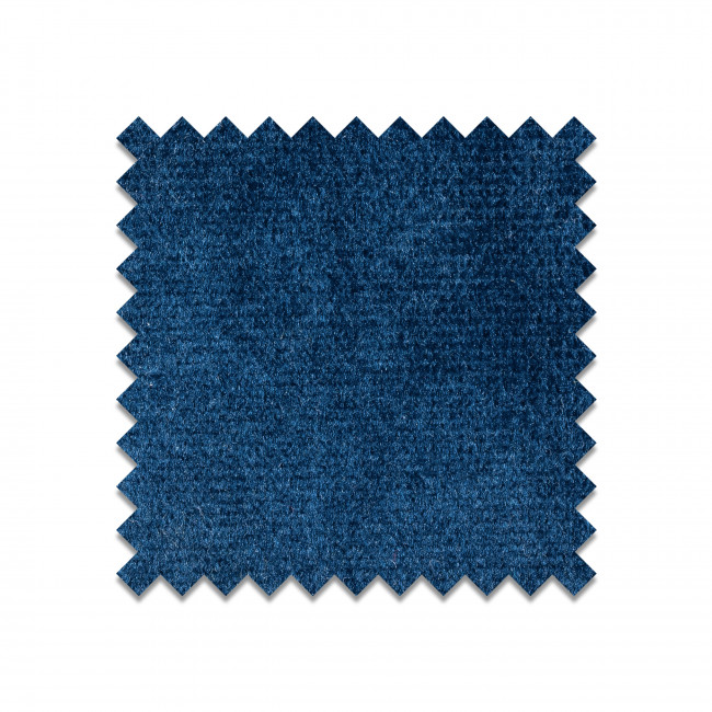Echantillon gratuit tissu bleu foncé CR-9