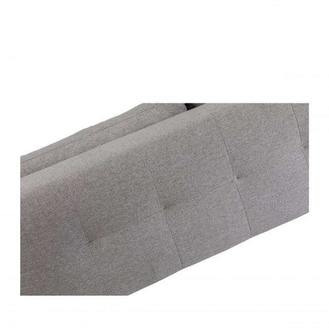 Bootle - Canapé 3 places en tissu